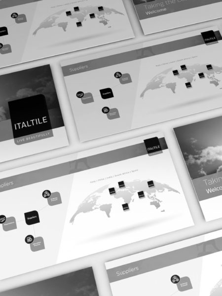 Italtile | Brand and Store Promo