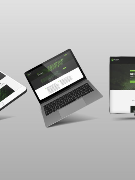 Nihka Technology Group | Brand Refresh